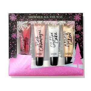 VS Holiday Shimmer All The Way Lip Gloss Gift Set